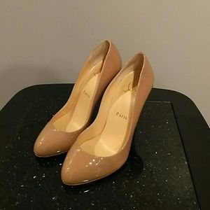Christian Louboutin Fifille Pump size 37